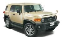 トヨタFJクルーザー最新情報!特別仕様車のファイナルエディション追加で価格や発売日は?