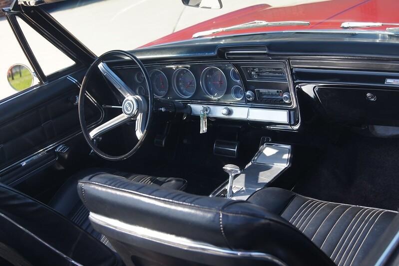 シボレー インパラ 2ドアハードトップ 1967年型