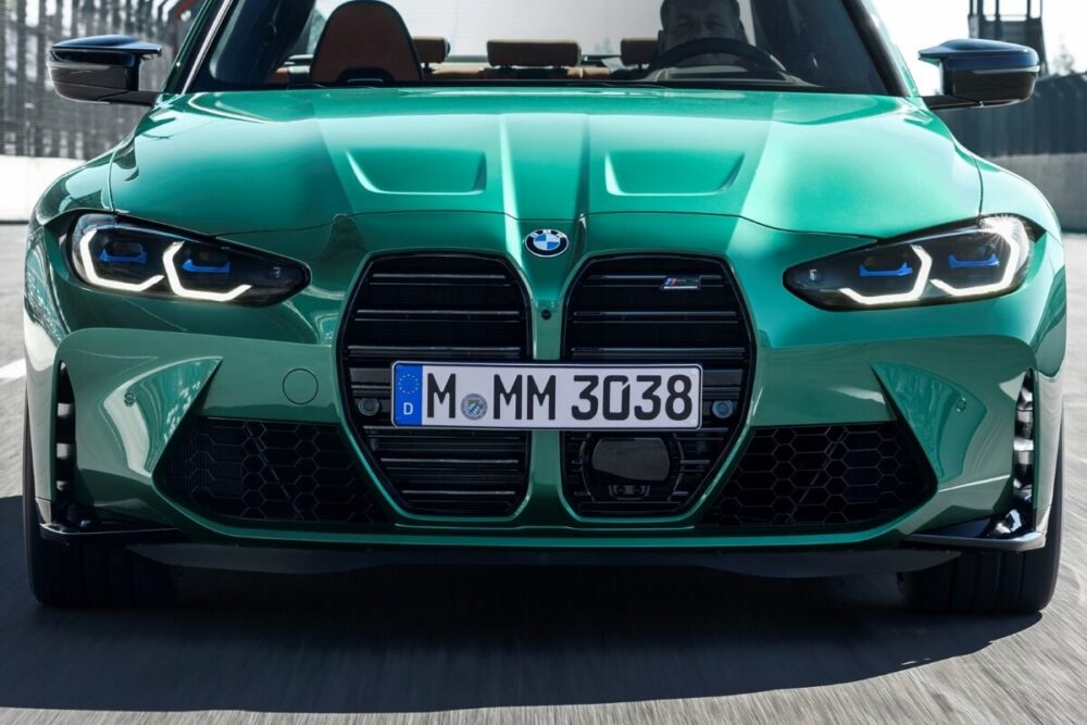 BMW M3 コンペティション 2020年式
