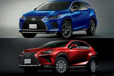 レクサス RX vs NX 徹底比較!同価格帯SUVのおすすめはどっち?