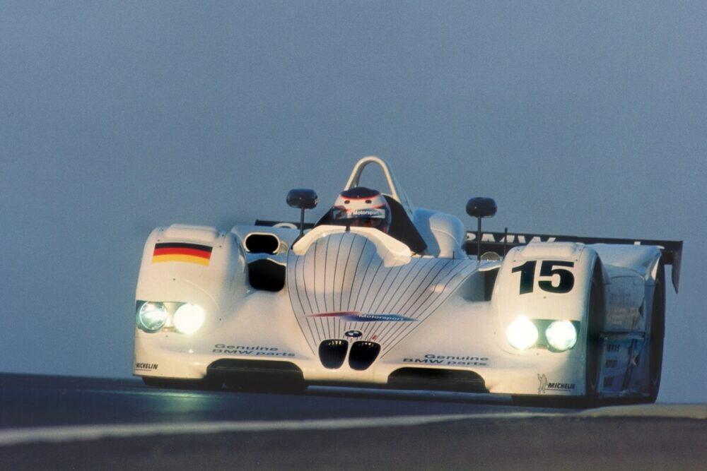 BMW V12 LMR 1999年式