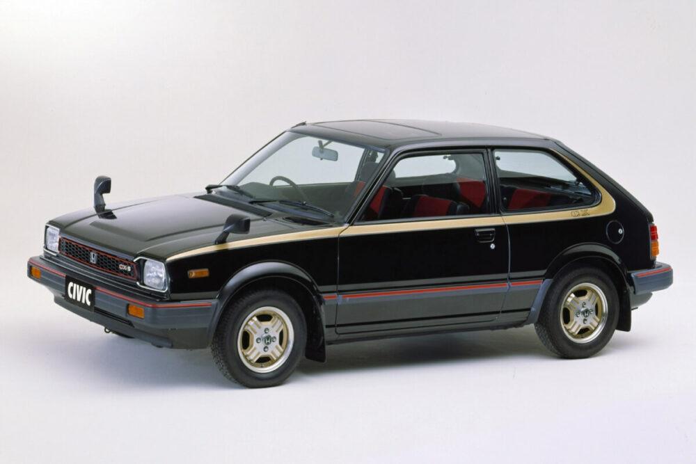 ホンダ シビック1500 CX-S(1981年)