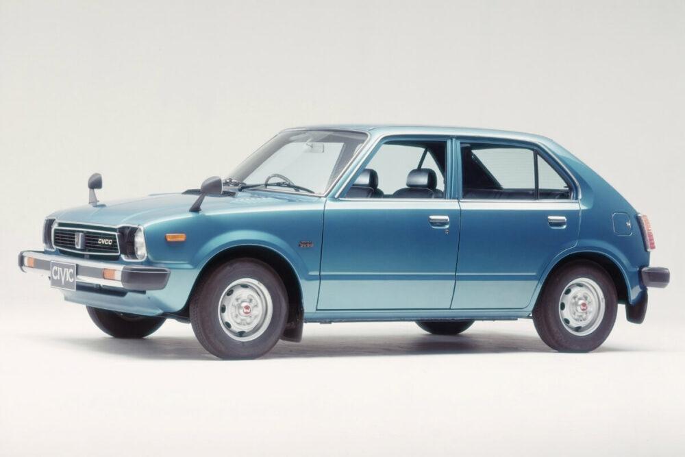 ホンダ シビック1500 5ドア DX 1977年