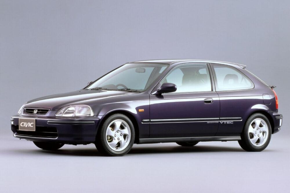 ホンダ シビック SiR2 1995年