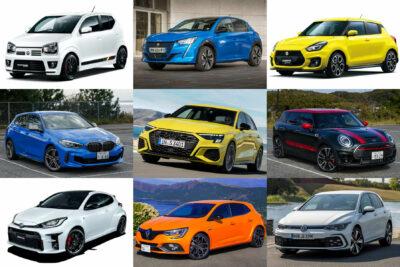 人気ホットハッチ 国産車&外車おすすめランキング|2021年最新情報