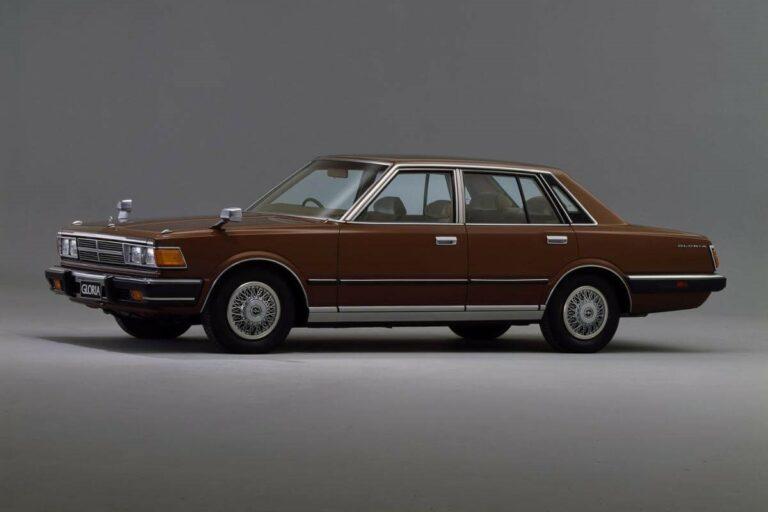 【日産グロリア全世代一覧】旧車のプリンスやタテグロからY32・Y33・Y34まで