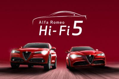 アルファロメオが5年間の無償メンテナンスプログラム「AlfaRomeoHi-Fi5キャンペーン」を開始