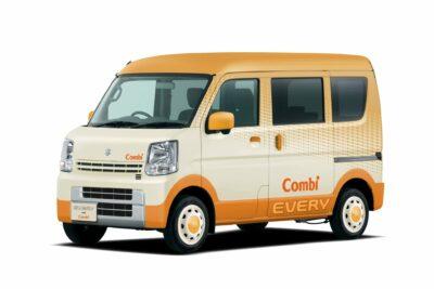 スズキ エブリイの特別仕様コンセプトが東京モーターショー2019で公開