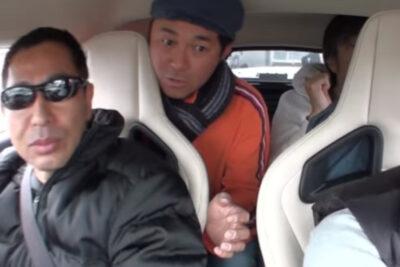 スポーツカーに大人4人が乗るとどうなる?エヴォーラ フル定員乗車チャレンジ!