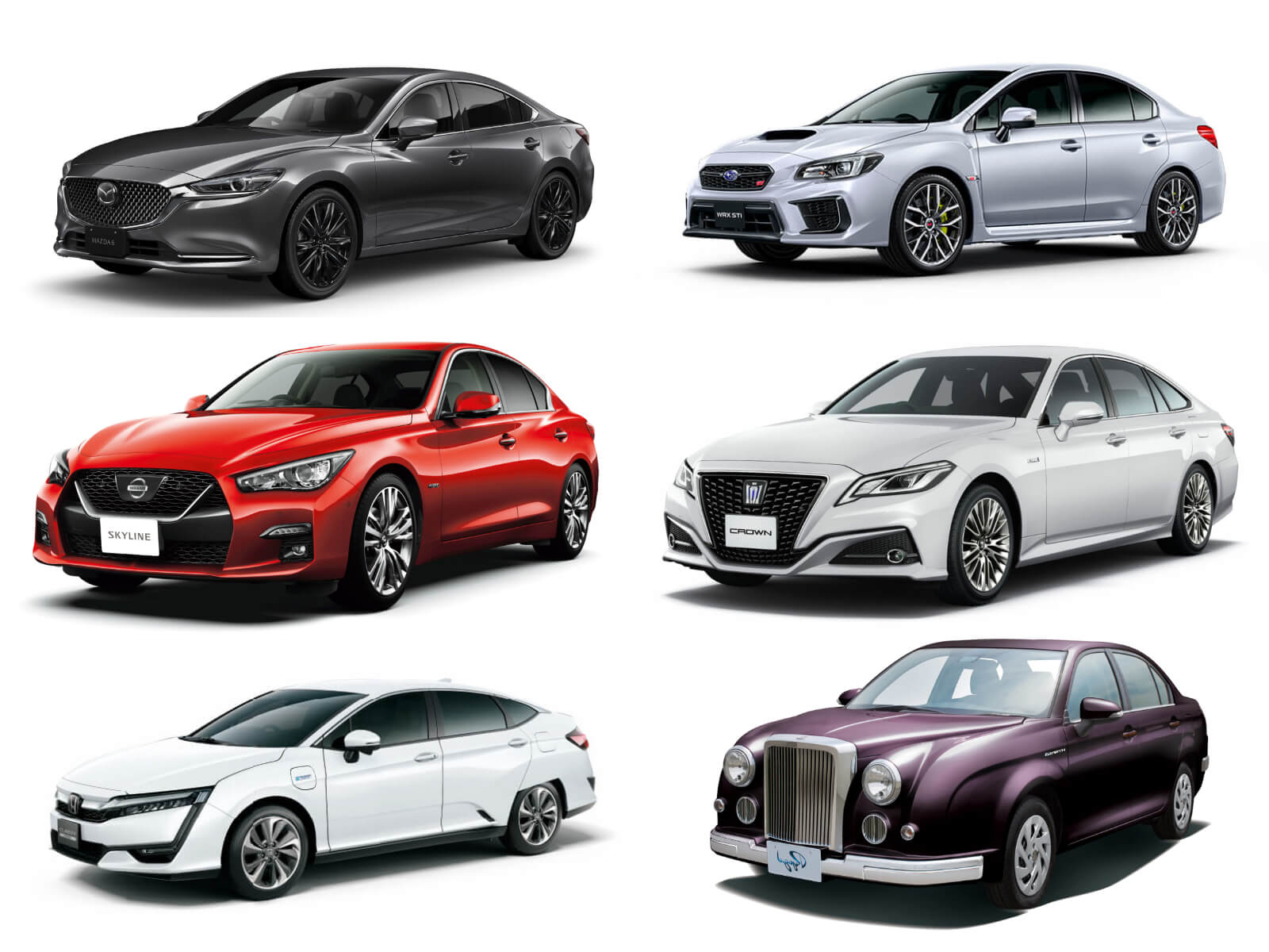 新車で買える国産セダン一覧【2019年最新情報】 | MOBY [モビー]