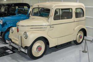 【日産 たま】戦後の日本を疾走!EV・トールワゴンの原型