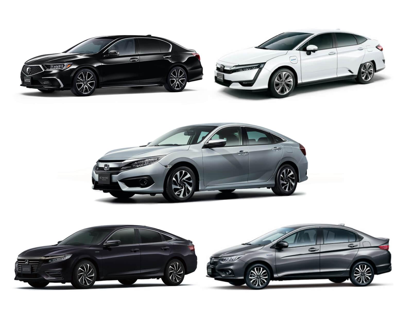 新車で買えるホンダのセダン一覧【2019年最新情報】 | MOBY [モビー]