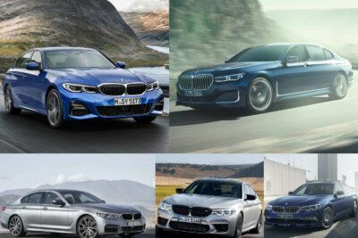 新車で買えるBMWとアルピナのセダン【2019年最新情報】