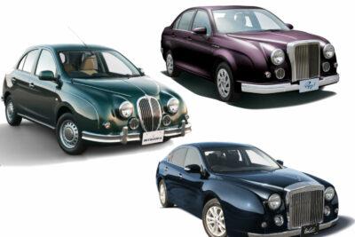 新車で買える光岡のセダン 2019年最新情報