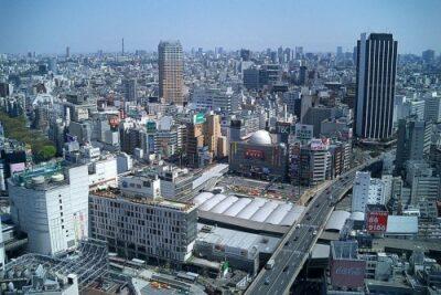 JR渋谷駅の周辺駐車場【安い順】おすすめ10ヶ所
