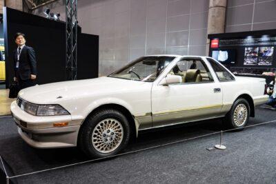 トヨタ ソアラ 3.0GT エアロキャビン(MZ20型)ハイソカーの魅力に迫る