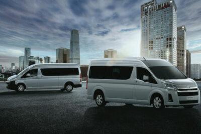 トヨタ新型ハイエース 海外向け新シリーズが初公開!国内モデルのフルモデルチェンジはいつ?