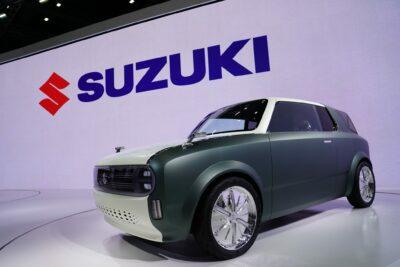 スズキ新型PHEV「WAKUスポ」を東京モーターショー2019で公開!