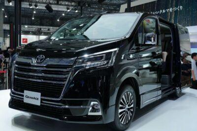 トヨタ新型グランエースが東京モーターショー2019で初公開!年内発売へ