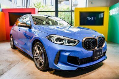 BMW1シリーズ新型 発売開始!FF化で何が変わった?
