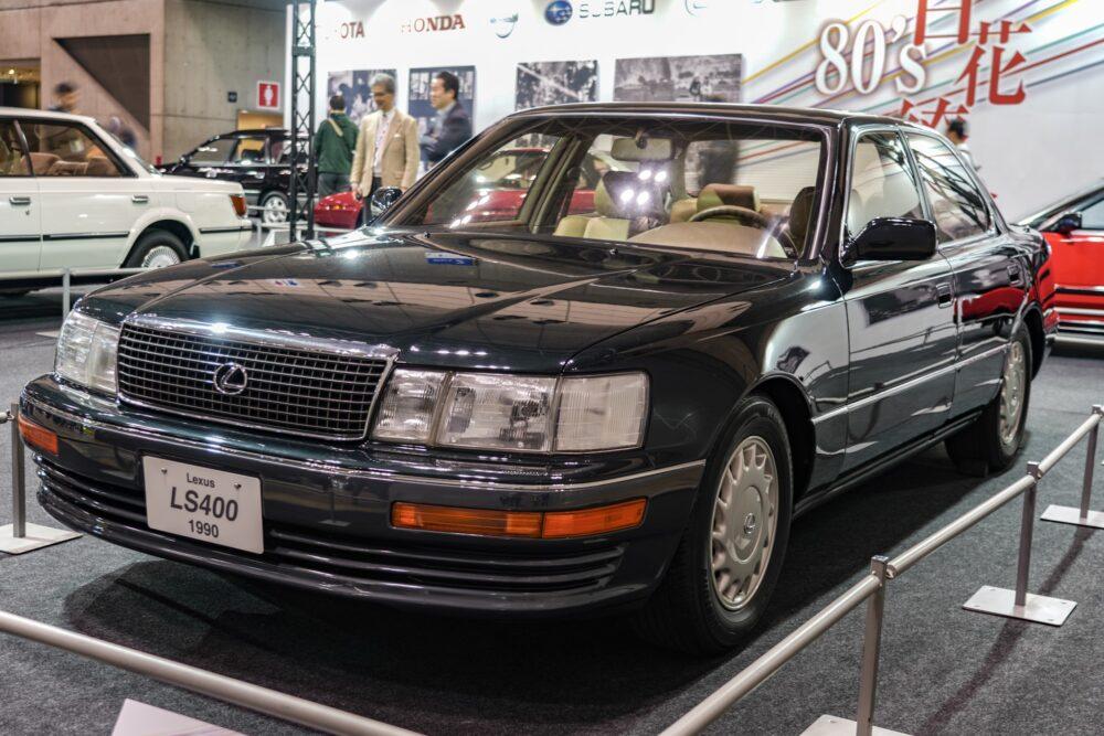 レクサス LS 1990年式