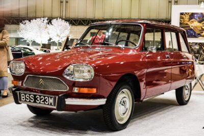 【シトロエン Ami8】フランス国民が愛したお洒落な大衆車