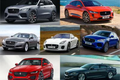 【ジャガー】新車で買える現行車種一覧|2020年最新情報