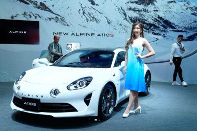 新型アルピーヌA110Sが東京モーターショー2019で公開!予約受付開始