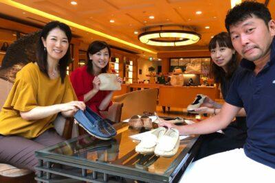 吉田由美&まるも亜希子による#置きシュープロジェクトが発足!9/27にはLIVE配信も