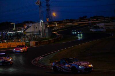 トヨタ社長がマツダのレースに出た!メディア対抗ロードスター4時間耐久