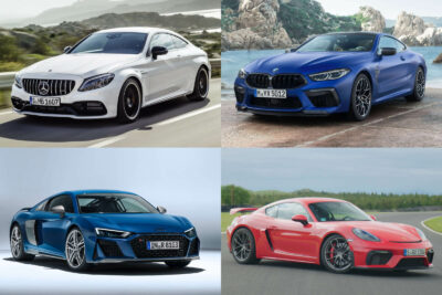 新車で買える外車・輸入車クーペ一覧【2019年最新情報】