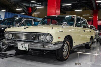 【日産 プレジデント(150型)】国産を代表するショーファーカーの初代