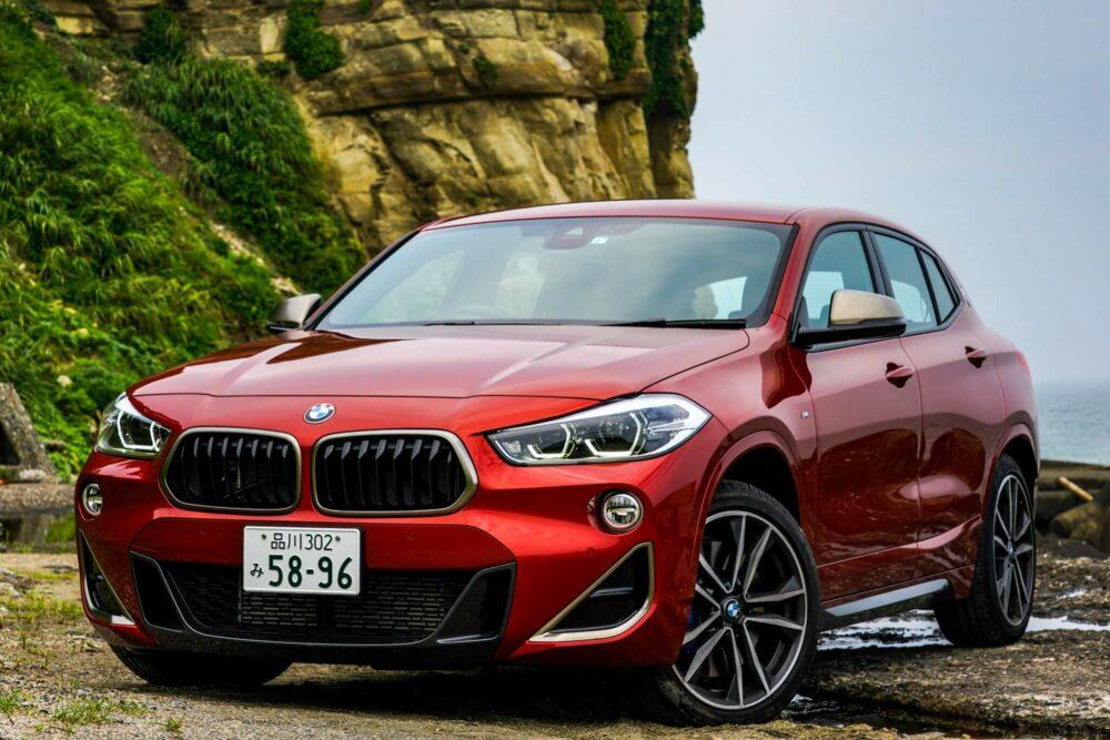 BMW X2 M35i 現行モデル フロント・サイド