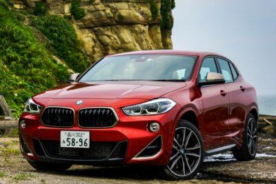 【BMW X2 M35i 試乗】駆け抜けて歓んできました。