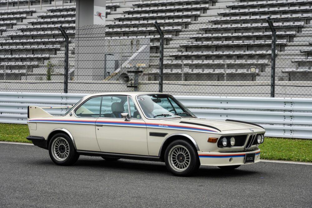 BMW 3.0 CSL フロント サイド