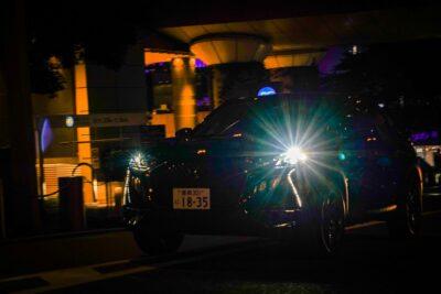 DS3クロスバック「夜が似合うSUV」東京ナイトドライブ