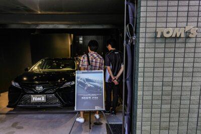 TOM'S C35 特別展示会@東京等々力トムス本社【フォトレポート】