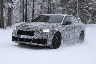 BMW2シリーズ新型グランクーペをスクープ!最高出力は306PS