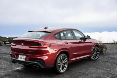 BMWX4試乗レポート|M40iは硬派な本格スポーツ【JAIA輸入車試乗会】