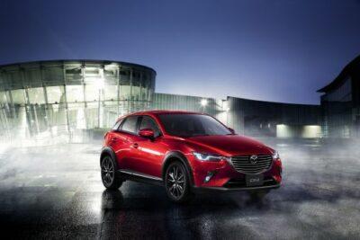 【マツダ新型CX-3】フルモデルチェンジは2019年か?価格やスペックなど変更点予想