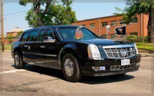 「ビースト」は大統領専用車!超防弾&対テロ仕様の驚愕スペックを見よ