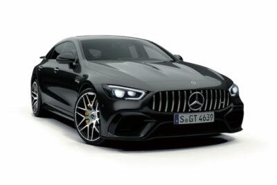 メルセデスAMGGT4ドアクーペ発売開始!最高速度315km/hのスポーツカー