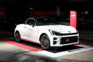 新型コペンGRスポーツコンセプトカーが初公開!市販化も間近か