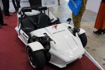 世界初!EV走行可能範囲がひと目でわかるソリューションを取材【カーエレJAPAN】