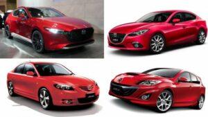 【マツダアクセラの歴代モデル】世界的人気のスポーツコンパクトカー