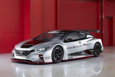 日産新型リーフニスモRCが発表!新型EVレーシングカー驚きのスペックや発売予定をチェック