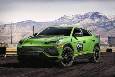 ランボルギーニウルスのレーシングカー「ST-Xコンセプト」発表!ワンメイクレースも開催予定