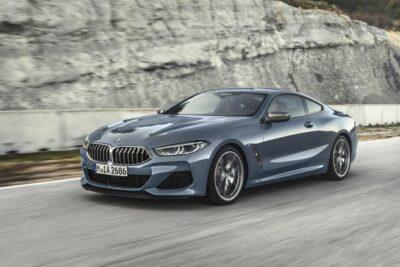 BMW新型8シリーズクーペ19年ぶり日本発売!V8エンジン搭載でスペックや価格は?