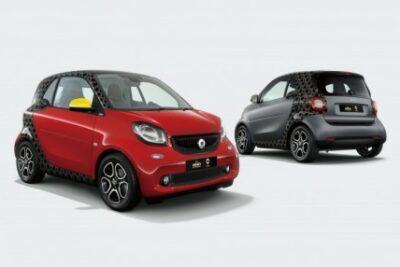 スマートがミッキーとコラボ!超かわいい特別仕様車は日本限定、価格は342万円
