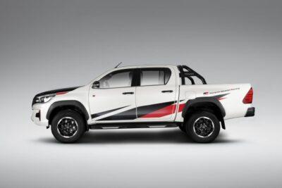 トヨタハイラックスに「GRSport」追加!サンパウロモーターショーで発表